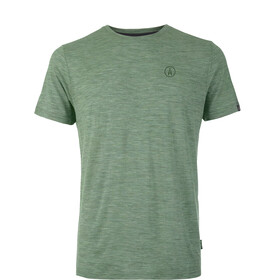 Pally'Hi Shears Icon T-Shirt Uomo, heather moss